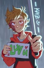 Luv U [Eddsworld: Tord X Reader] (COMPLETED ✓✓✓) by heykazwrites