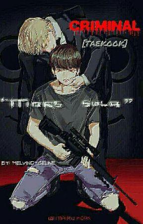 CRIMINAL [TAEKOOK] by melvindyceline