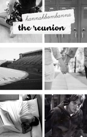 The Reunion •Daryl Dixon• •Book Two• by hannahbombanna