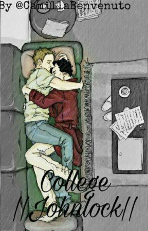 College. ||Johnlock|| by ThePenguinOf221B