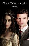 The Devil In Me - Elijah Mikaelson - cover