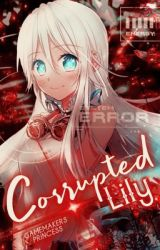 Corrupted Lily [Kidou Yuuto X OC] by GameMakersPrincess