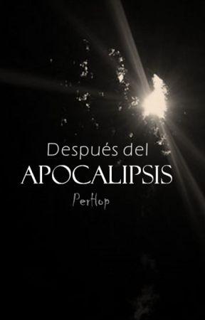 Después del apocalipsis by PerHop