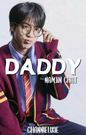 DADDY ; NAMJIN. by channielixie