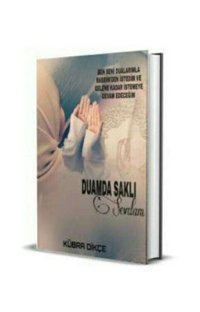 DUAM'DA SAKLI SEVDAM ( KİTAP OLACAK ) by Kubradikce000