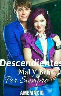 Mal and Bens love story (Edited) cover