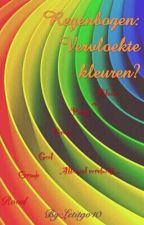 Regenbogen: vervloekte kleuren? by Manchester6574