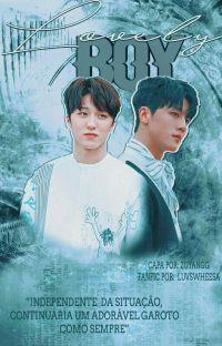 Lovely Boy ↭ {ChanBin} [EM REVISÃO] cover