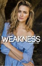 weakness   derek hale by cIayevans