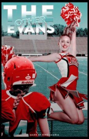The other Evans|Glee by -nayasbitxh