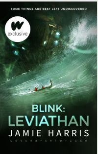 Blink: Leviathan (Book 2) cover