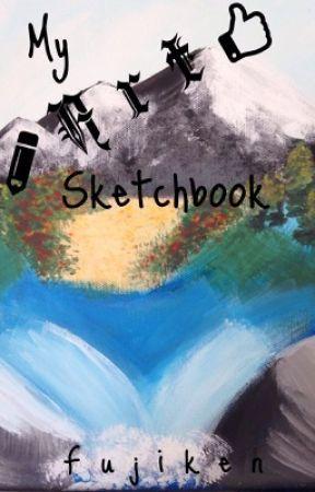 My Art Sketchbook | (OLD) by fujiken