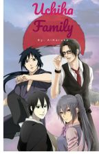 Uchiha Family by AiHaruka