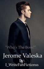 Jerome Valeska by 2docimagines