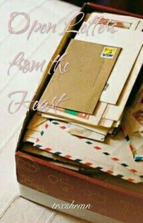 Open Letters from the Heart by coupstellation