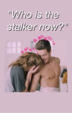 〝Who is the stalker now?〞❥Chris & Eva / SKAM by whytrydarling