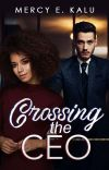 Crossing The CEO cover
