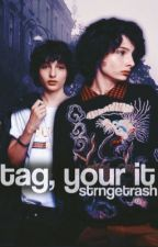 tag, you're it // finn wolfhard by strngetrash