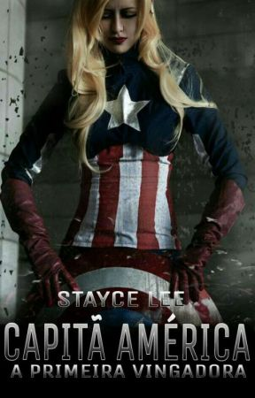 Capitã América - A Primeira Vingadora by MarvelBR