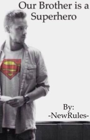 Our Brother is a Superhero by -NewRules-