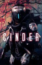 Cinder by Matteoarts
