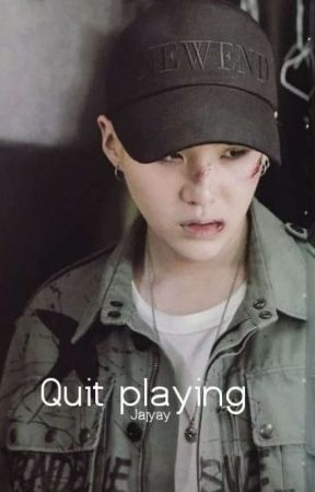 Quit playing (Yoonmin) by jamboooty