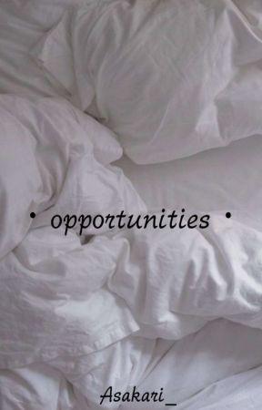 ·opportunities· | »hopev« by Asakari_