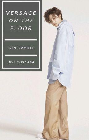 versace on the floor | kim samuel by -nutellara