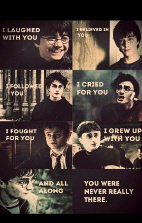 immagina... Harry Potter by Parkerlove02