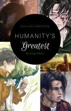 Levi x OC   Humanity's Greatest by DragonWatt