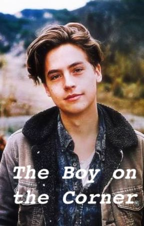 The Boy on the Corner [Cole Sprouse] by turtle_luckerrrr