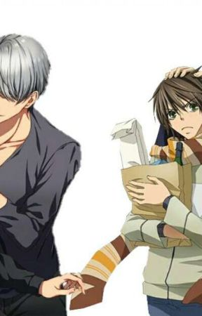 Los primos Usami-Nikiforov En... Mi Uke es el mas tierno by Yuki_Okumura100