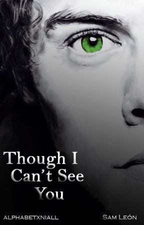 Though I can't see you [Harry Styles] by alphabetxniall