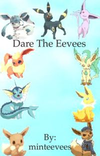 ASK AND DARE THE EEVEES;) cover