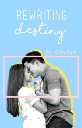 Re-writing Destiny by Cniyago
