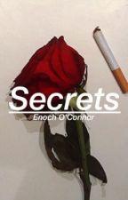 Secrets | Enoch O'Connor | Finlay Macmillan | by nctzen-honey