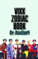 VIXX ZODIAC BOOK by Ash2oo4