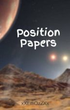 Position Papers by trvpnest