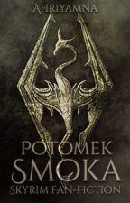 Potomek Smoka - Skyrim Fan-Fiction by Ahriyamna