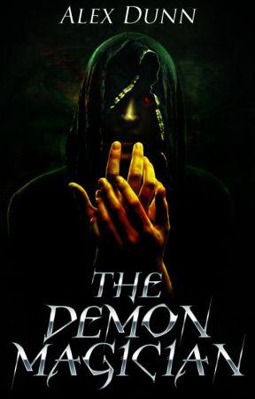 The Demon Magician by AlexDunnAuthor