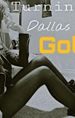 EDITING   Turning Dallas Winston Golden . by rlsadjuice