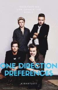 One Direction | Preferences  cover