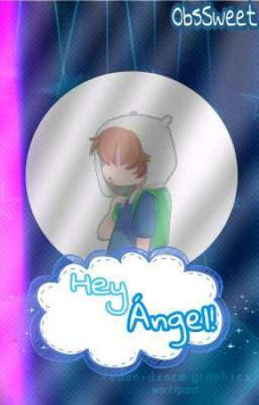Hey Ángel!=DeuzxLoon=FNAFHS by Louis_Creature