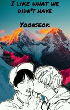 I like what we didn't have // Yoonseok by RaspberryKevin