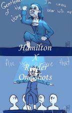 Hamilton one shots (Volume 1) by Amberiso