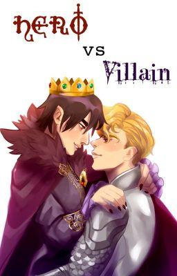 Hero Vs Villain (BoyxBoy)