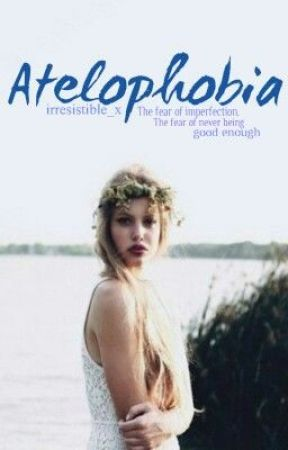 Atelophobia. by omfpayne