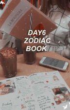 day6 zodiac book by pixelpeachy
