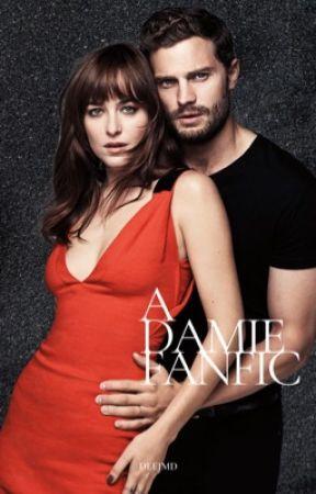 Damie Fanfic (Dakota Johnson and Jamie Dornan) by deejmd