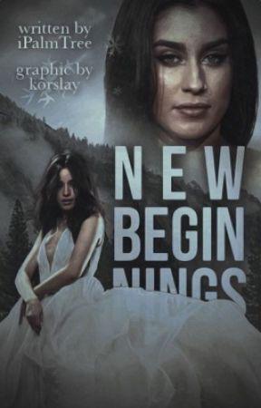New Beginnings  by -PalmTree-